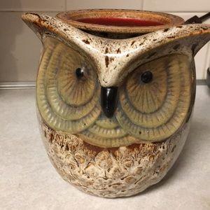 Owl Scent Warmer